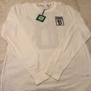 17dbe758b3 Puma Shirts | X Big Sean Downtown Hoodie | Poshmark